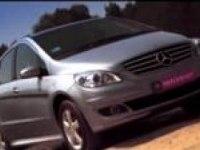Тест-драйв Mercedes-Benz B-Class от Автопилота