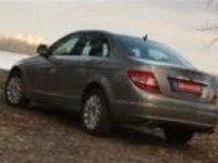 Тест-драйв Mercedes-Benz C-Class от Автопилота