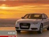 Видеообзор Audi A6 от канала 24