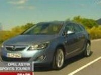Видеообзор Opel Astra J Sports Tourer от канала 24