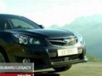 Видеообзор Subaru Legacy от канала 24