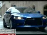 Видеообзор Lancer Sportback Ralliart от канала 24