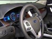 Интерьер Ford Edge