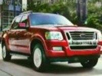 Реклама Форд Спорт Трак