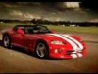 Dodge Viper SRT 10 в Top Gear