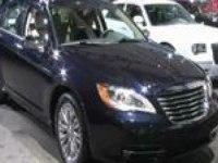 Chrysler 200 на L.A. Auto Show