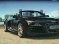 Тест-драйв Audi r8 Spyder от АВТОБАН