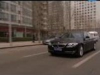 Тест-драйв BMW 5-Series от АВТОБАН