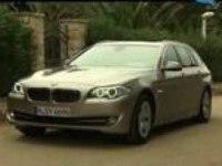 Тест-драйв BMW 5 touring от АВТОБАН