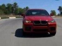 Тест-драйв BMW X6 M от АВТОБАН