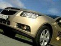 Тест-драйв Chevrolet Cruze от АВТОБАН