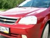 Тест-драйв Chevrolet Lacetti от АВТОБАН