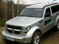 Тест-драйв Dodge Nitro от АВТОБАН