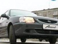 Тест-драйв Hyundai Accent от АВТОБАН