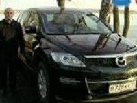 Тест-драйв Mazda CX9 от АВТОБАН