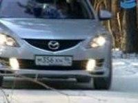 Тест-драйв Mazda 6 от АВТОБАН