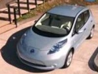 Тест-драйв Nissan Leaf от АВТОБАН