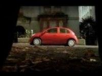 Коммерческая реклама Nissan Micra