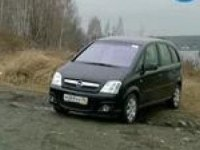 Тест-драйв Opel Meriva от АВТОБАН