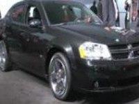 Dodge Avenger на L.A. Auto Show