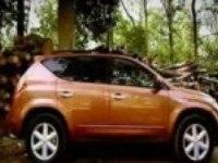 Nissan Murano на TopGear