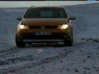 Тест-драйв Volkswagen CrossPolo от АВТОБАН