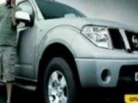 Коммерческая реклама Nissan Navara