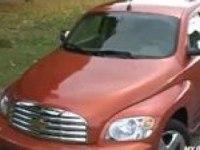 Видеообзор Chevrolet HHR (англ)