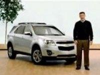 Рекалама Chevrolet Equinox