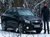 Тест-драйв Chevrolet Cruze от Авто.дни.ру