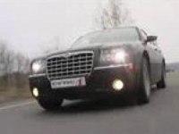 Тест-драйв Chrysler 300C от Экипаж