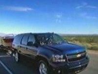 Реклама Chevrolet Suburban