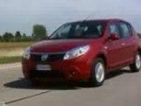 Тест-драйв Dacia Sandero от НТВ/QUATTRORUOTE