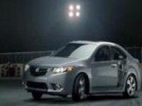 Реклама Acura TSX Sport Wagon