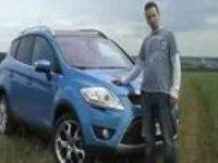 Тест-драйв Ford Kuga от Сlub4x4.ru