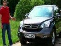Тест-драйв Honda CR-V от Авто.дни.ру