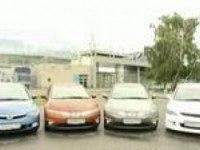 Тест-драйв Honda Civic 4D и 5D от BIBIBTV.RU