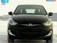 Тест-драйв Hyundai Accent от Утро России