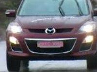 Тест-драйв Mazda CX-7 от БАГНЕТ