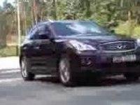 Тест-драйв Infiniti EX35 от Autocentre.ua