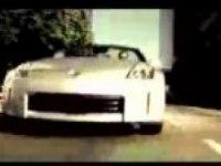 Рекламный ролик Nissan 350Z