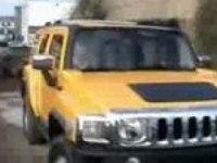 Промовидео Hummer H3