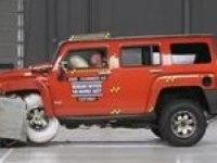 Краш-тест Hummer H3