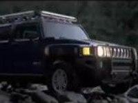 Реклама Hummer H3T