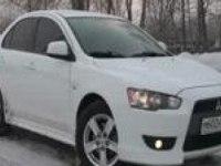 Тест-драйв Mitsubishi Lancer X от Driversmedia.ru