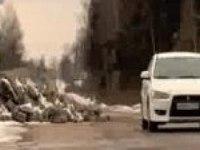 Тест-драйв Mitsubishi Lancer Sporback от АВТОВИК.РУ