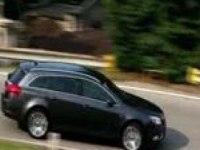 Тест-драйв Opel Insignia Sports Tourer от Авто.дни.ру