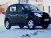 Тест-драйв Renault Sandero от Аuto.mail.ru