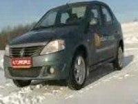 Тест-драйв Renault Logan от Аutopeople.ru