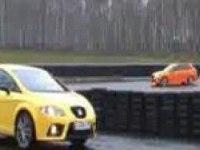 Тест-драйв Audi S3 и SEAT Leon Cupra от За рулем